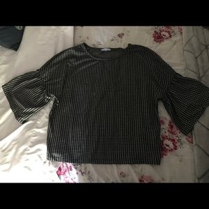 Zara Checkered Shirt